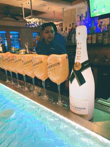 More Champagne!